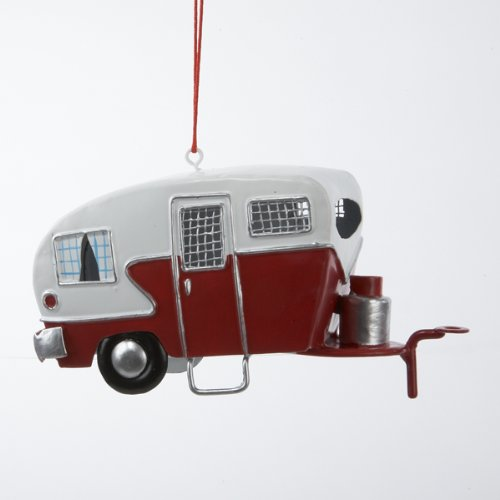 Wildly Whimsical And Fun Rv Camping Christmas Tree Ornaments