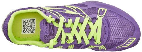 Violet Impérial Chaussures Elmn8 Minuit d'Athlétisme Adulte 2 Brooks Mixte wp17q