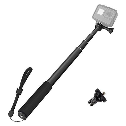 ASOCEA Selfie Stick Adjustable Telescoping Monopod Pole 37
