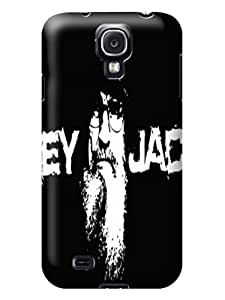 fashionable Cool Hey jack duck designed -shockproof waterproof TPU protective phone case/cover for Samsung Galaxy s4