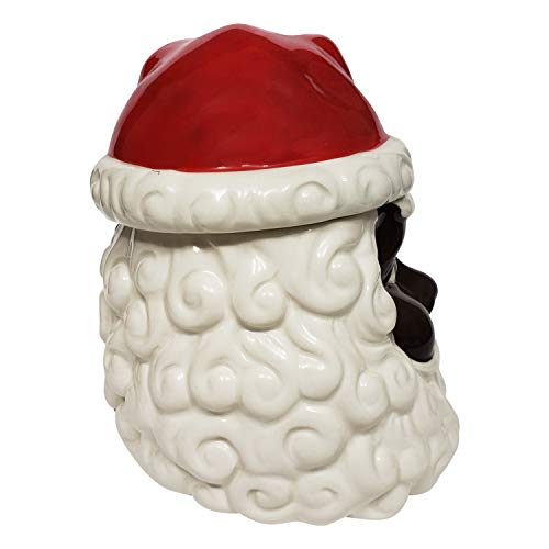 Cosmos Gifts 56564 African American Santa Riding Motorcycle Salt And Pepper Set 4-1//4 long Multicolored
