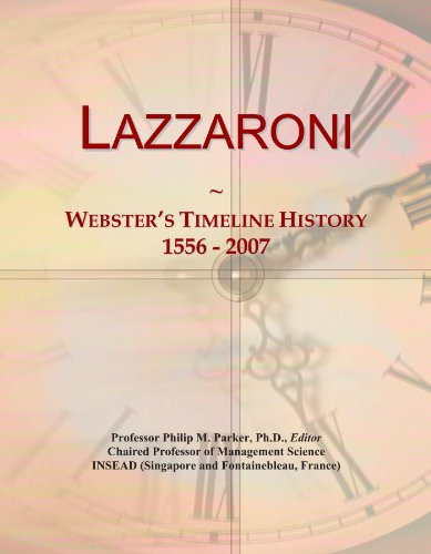 lazzaroni-websters-timeline-history-1556-2007