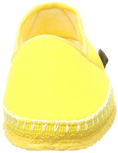 Giesswein Women's Paldau Espadrilles, Pink Yellow (Sonnenyellow)