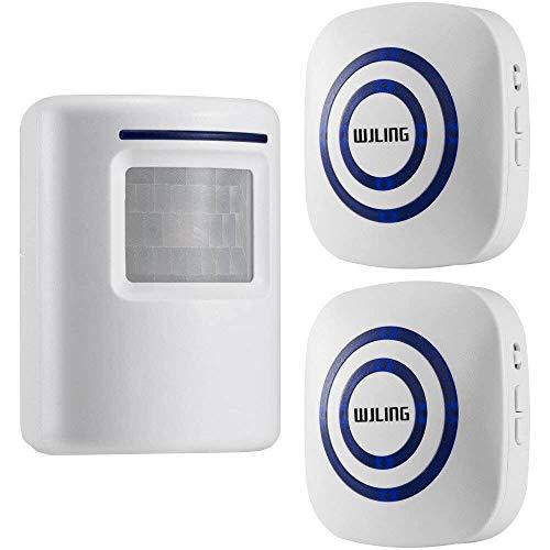 WJLING Motion Sensor Home Security Alarm System