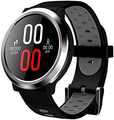 Versión 2019 Smart Watch para Hombre y Mujer Smartwatch con ...