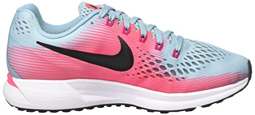 Fuchsia Para De Racer Running Zapatillas Multicolor 406 Sport Nike mica Pink White Mujer Blue Wmns Zoom Air 34 Pegasus xqTS8wY