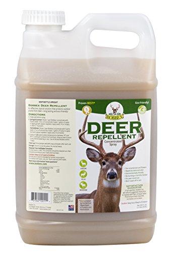 Bobbex Concentrated Deer Repellent Deer, Elk, and Moose Deterrent Concentrate (2.5 gal.) YF-43QX-BOCA