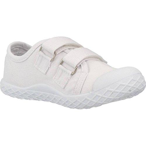 Chicco Zapatillas Para Niño, Color Blanco, Marca, Modelo Zapatillas Para Niño Cambridge Blanco Blanco