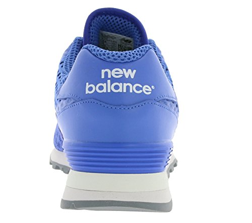 New Balance 574 Men's Trainers Blue MTL574CZ Blau outlet best mANxmsW6fR