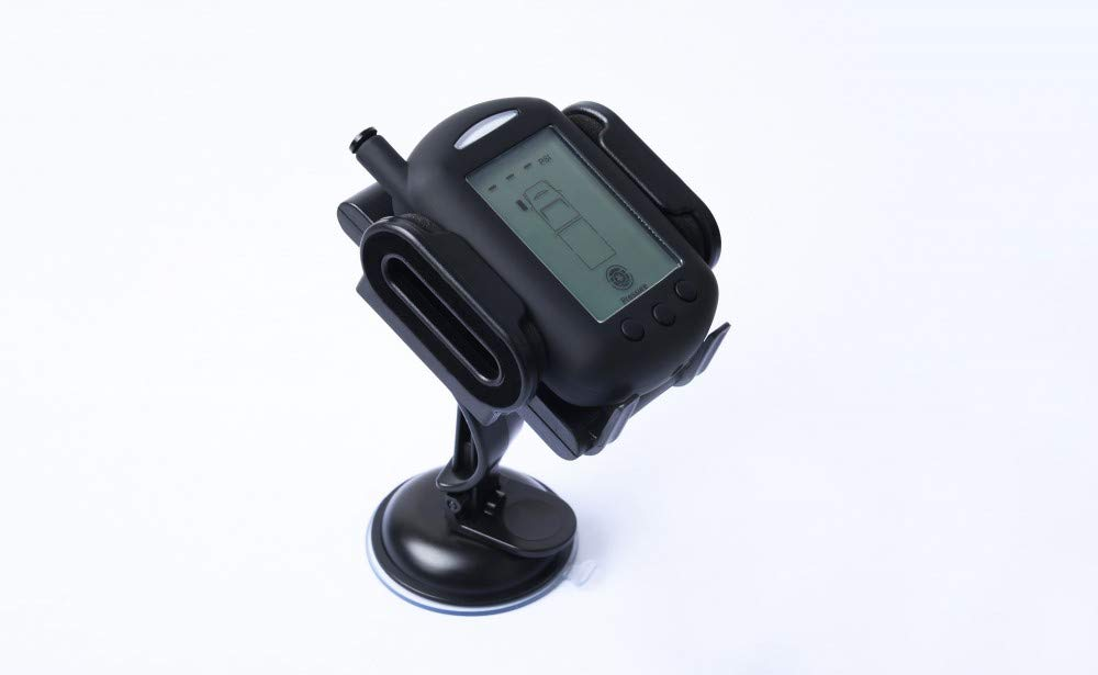 RV TPMS Tire Pressure Monitoring System 4 Sensors Plus Free Metal Tire Valves