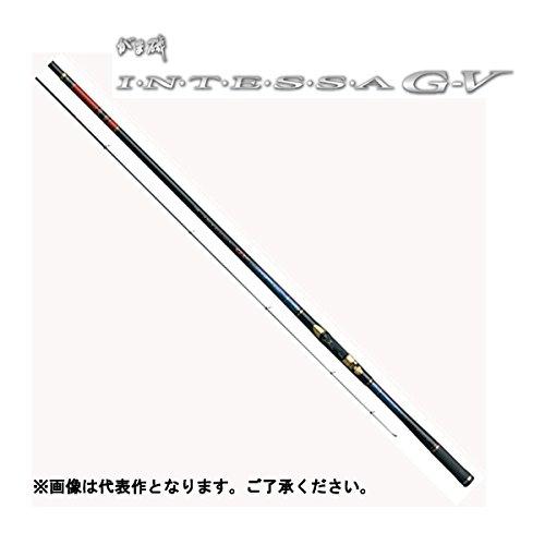 がまかつ がま磯 インテッサ G-V - 1.75号 5.3m