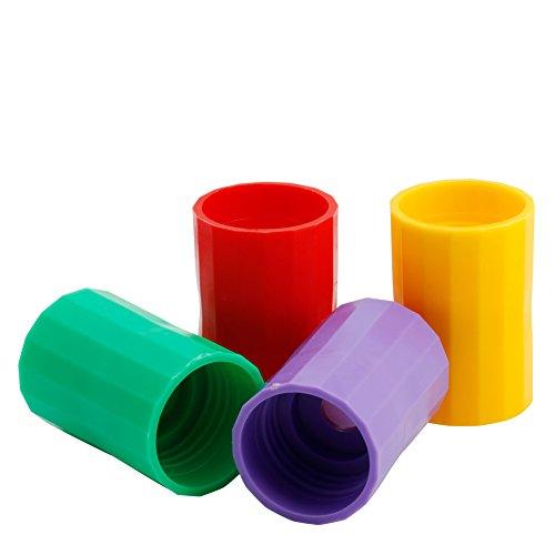 RingBuu Flexible Plastic Telescopic Bluprint Document Painting Paper Storage Tube Box