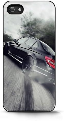 Coque iPhone 4/4s - Mercedes Benz Drift telephone Cas coquille ...