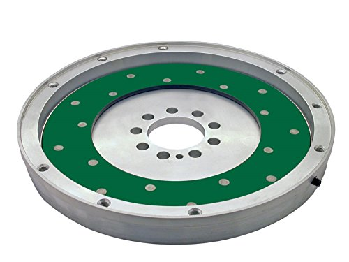 Fidanza Performance 199001 Flywheel-Aluminum PC P7 High Performance Lightweight with Replaceable Friction