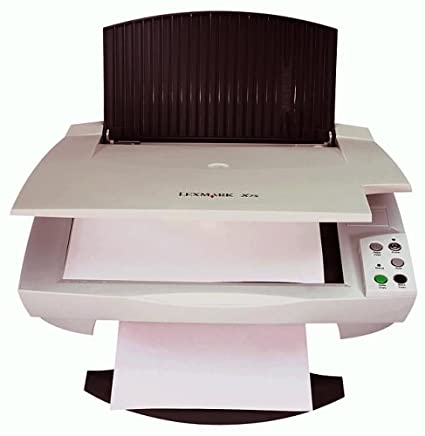 LEXMARK X75 ALL IN ONE PRINTER DRIVER DOWNLOAD (2019)