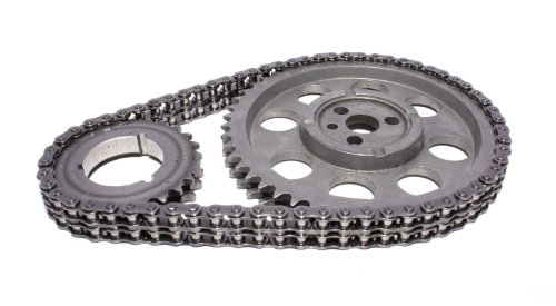 0 Magnum Double Roller Timing Set for Small Block Chevrolet (Chevrolet Small Block)