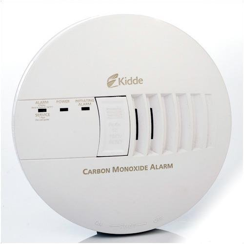 Kidde - 900-0120 - AC Wire-In Carbon Monoxide Alarm