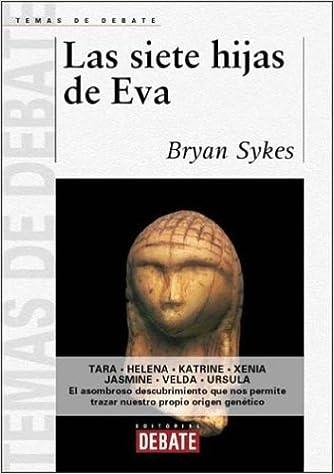 Las siete hijas de Eva - Bryan Sykes 412WS62DGML._SX332_BO1,204,203,200_
