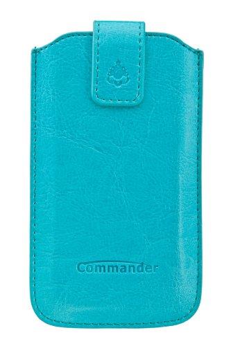 Commander Buffalo Case für Apple iPhone 5/5S/5C Größe XLS blau