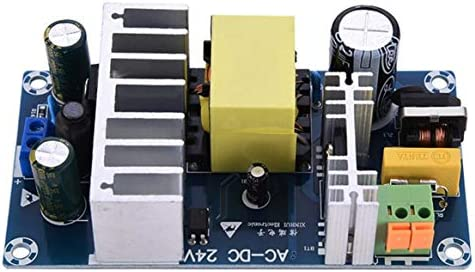 AC 100-240V To DC 24V 4A-6A Stable High Power Switching Power Supply Module AC-DC Industrial Power Module Transformer Blue