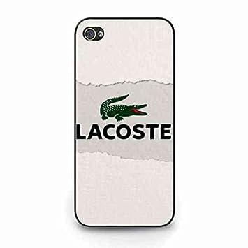 552e484fa2 Marque de luxe LACOSTE Crocodile Logo Simple Design Coque,LACOSTE Coque  iPhone 5C,Lacoste