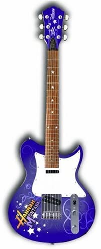 Disney by Washburn Hannah Montana, 3/4 de Scale Electric Guitar ...