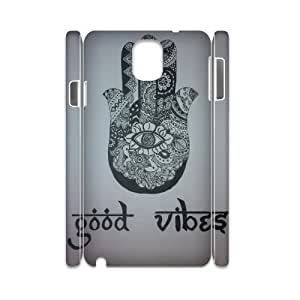 Evil Eye Hamsa Personalized 3D Cover Case for Samsung Galaxy Note 3 N9000,customized phone case ygtg611098