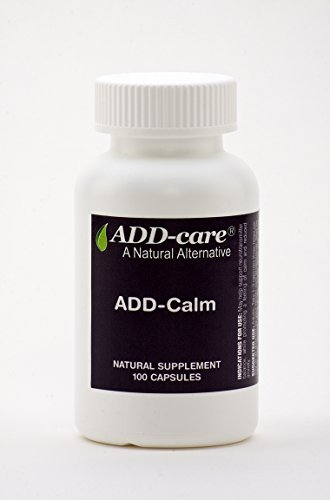 ADD-calm by ADD-care® - Natural Supplement that Promotes a Feeling of Calm and Reduces Anxiety