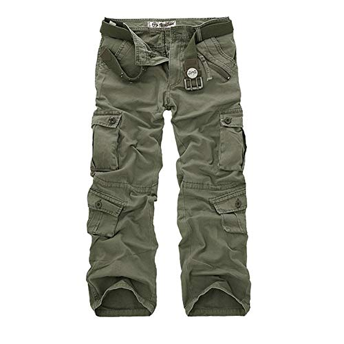 Used, Ms lily Men's Elastic Loose Fit Lightweight Workwear for sale  Delivered anywhere in USA