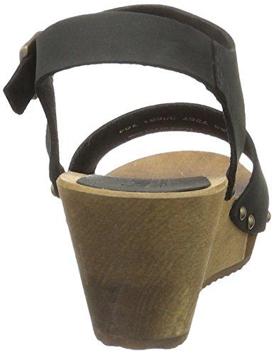 Wedge Sanita Flex Olisa Damen Sandal BWxwx81qUE