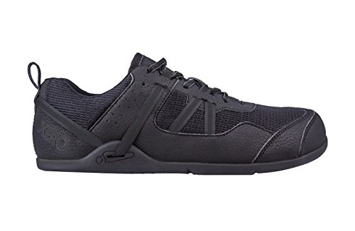 Xero Trail Sneaker Women's and Barefoot Fitness Prio Black Minimalist Shoes Zero Road Shoe Athletic Drop Running qOxIqrC