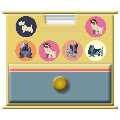 Dot the Dog Memo Cube ()