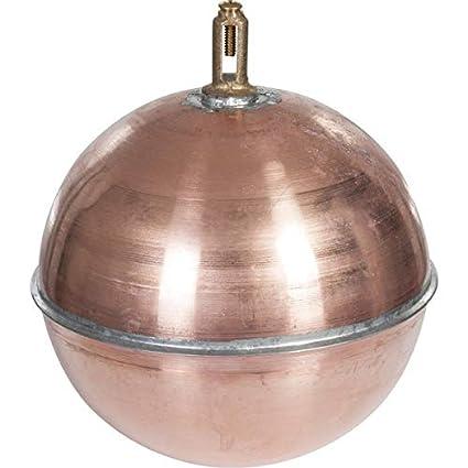 Watts – Grifo flotador y mecanismo de caza – Boya (cobre, diámetro 150 mm