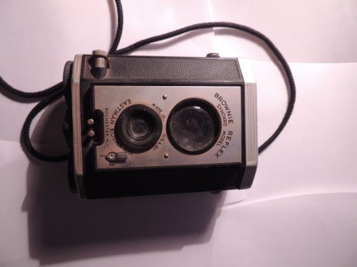 Eastman Kodak Brownie - Brownie Reflex Synchro Model