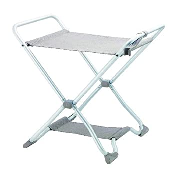 Amazon.com: Folding Mesh Shower Seat Moen: Health & Personal Care