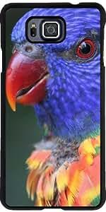 Funda para Samsung Galaxy Alpha - Aves Exóticas Y Tropicales by WonderfulDreamPicture