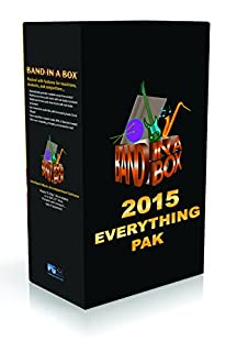 Band-in-a-Box 2015 EverythingPAK (Win-Portable Hard Drive) (B00U3Z5SYA) | Amazon Products