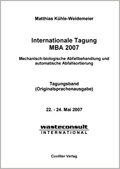 Book Internationale Tagung MBA 2007