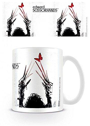 Edward Scissorhands Photo Coffee Mug - Delicate (4 x 3 inches)