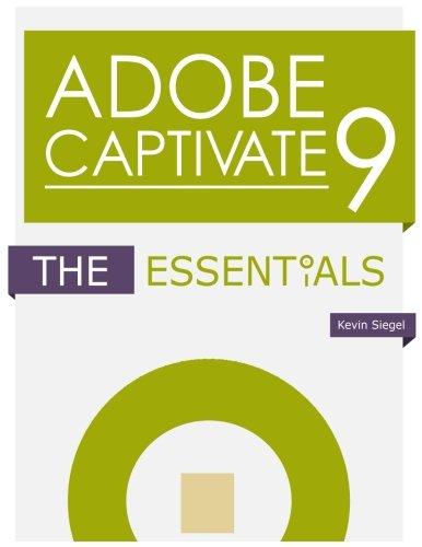 Adobe Captivate 9: The Essentials