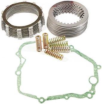 Embrayage de rechange pour compatible avec Yamaha DT 125R RE//X /à partir de 99 lamelles Ressorts en acier Disques d/étanch/éit/é