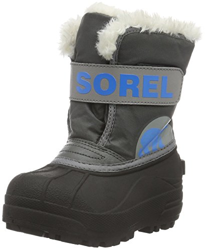 Pictures of Sorel Childrens Commander Snow Boot (Toddler/Little 1