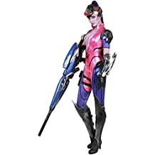 Miccostumes Women's Widowmaker Amélie lacroix Cosplay Costume