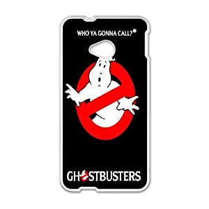 Ghost Busters HTC One M7 Cell Phone Case White O6670068