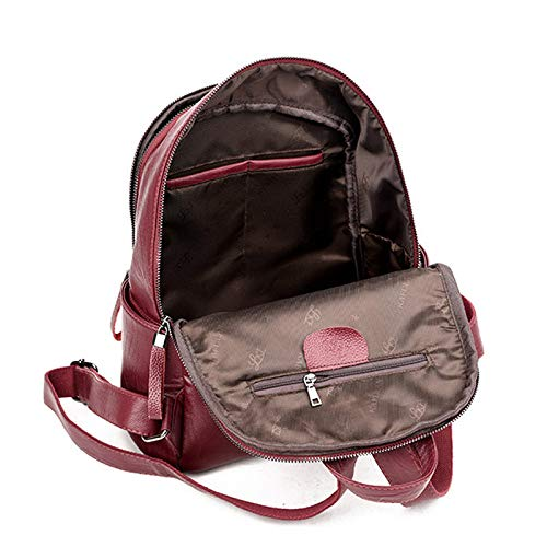 VHVCX VHVCX VHVCX Fashion Leisure damen Backpacks damen Genuine Leather Backpacks Female School Shoulder Bags For Teenage Girls Travel Back Pack B07G49DSVD Rucksackhandtaschen Elegantes Aussehen ec15b8