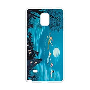 Samsung Galaxy S4 Phone Cases White Never Grow Up CWQ171302