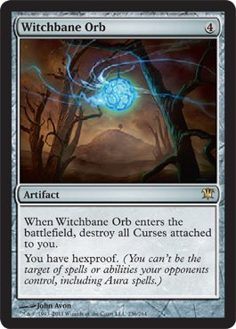 Magic: the Gathering - Witchbane Orb - Innistrad
