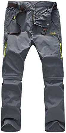 Geval Men's Windproof Quick Drying Outdoor Pants