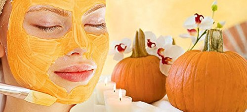 Divine Goddess Professional Pumpkin Enzyme Mask Peel with Glycolic Acid 20% Glycolic Acid-Pumpkin Peel-Mask for Dark Spots,Skin Lightening,Skin Brightening,Glycolic Acid Peel,Home Spa - The Goddess Divine