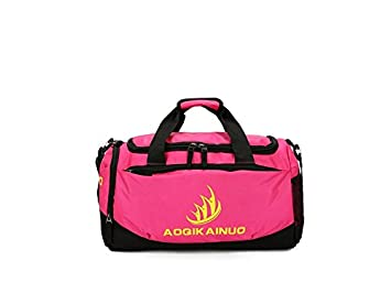 0da6ec4e84b5 Image Unavailable. Image not available for. Color  Yunqir Multi-function  Oxford Cloth Large Capacity Gym Bag Sports Holdall Travel Weekender Duffel  Bag